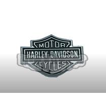 Logo / Emblema Metalico Harley Davidson