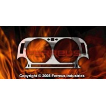 Bisel Nuevo Para Golf Jetta Mk3 Acero Inox Y Aluminio
