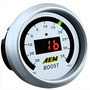 Aem Medidor De Boost Turbo Psi Aem Digital Original Nuevo