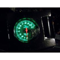 Tacometro Universal Para 4 - 6 - 8 Cilindros Auto Camioneta