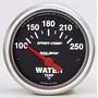 Medidor De Temperatura Autometer 3337 Sport-comp