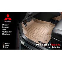 Tapetes Mitsubishi Uso Rudo 1a 2a F Weathertech Floorliner