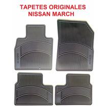 Tapetes Originales Nissan March Envio Gratis! Mejor Precio
