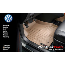 Tapetes Volkswagen Uso Rudo 1a Y 2a F Weathertech Floorliner