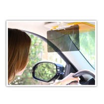 Car View Visera Para Carro Clear View Mica Protectora Luces