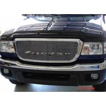 Parrilla Billet Cromada Ford Ranger 04 05 4x4 Spor Splash