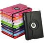 Funda Ipad 2 3 4 Apple Giratoria Smart Cover 360° Case Cover