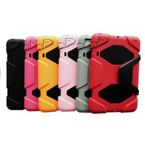 Funda Survivor Ipad Mini 6 Colores Uso Rudo + Mica + Stylus