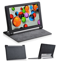 Funda Lenovo Yoga Tablet 10, Mica Y Stylus De Regalo