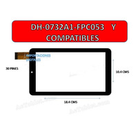 Touch Screen Tablet 7 Pulgadas Dh-0732a1-fpc053 Android