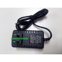 Cargador Tableta Sep 5v-2a 3.5mm 100-240vac 50/60hz Mx-0520