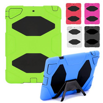 Funda Survivor Ipad 2 3 4 Protector Uso Rudo Militar + Base