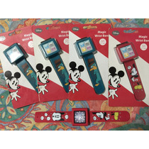 Extensible Reloj Ipod Nano 6 Disney Original Nuevo