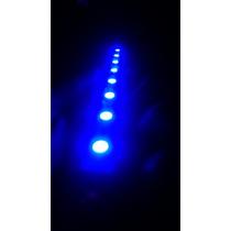 Lamparas Led Luz Azul Alta Intensidad 18cm Nocturnas