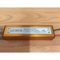Driver Led Potencia 3w 7-12 Pcs Fuente Para Leds De Potencia