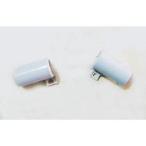 Par De Cubre Bisagras Para Hp Dv6000 De Color Blanco Idd