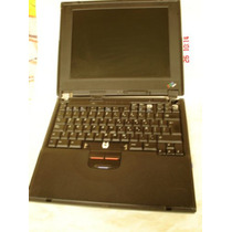 Laptop Ibm Thinkpad 390 Por Partes
