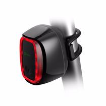 Increible Lampara Bicicleta Trasera 36h Sensores Movimiento