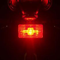 Luz Trasera Automática Roja 5 Led Bicicleta Cateye Tl-ld570