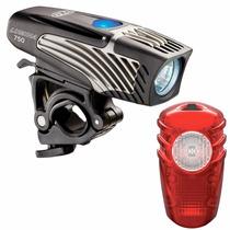 Tb Lampara Para Bicicleta Niterider Lumina 750 Headlight & S