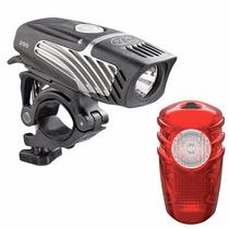Tb Lampara Para Bicicleta Niterider Lumina Micro 250 & Sol