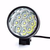 Lampara Bicicleta 15000 Lumens Luces Led Recargable Frontal