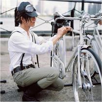 Faro Retro Vintage Para Bicicleta (dinamo)