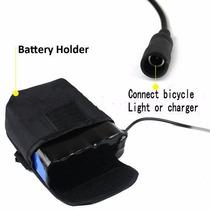 Bateria 8.4v 11000ma X10 Lampara Bicicleta Solarstorm T6 Cre
