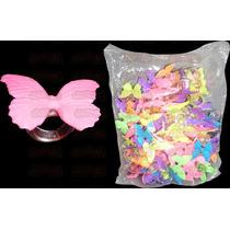 Anillo Mariposas. Juguete Miniatura Para Maquina Chiclera