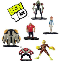 Figurines, Maquina Chiclera, Ben 10 Originales. 50 Piezas