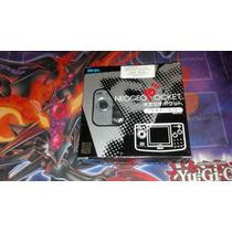 Neo Geo Pocket Pantalla Monocromatica Nuevos Gris C/4 Juegos