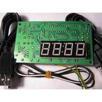 Timer Temporizador Monedero Xbox360 ,ciber,arcade,usb