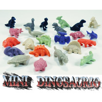 Juguete Miniatura Para Maquina Chiclera, Mini Dinosaurio.