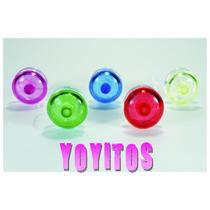 Juguete Miniatura Para Maquina Chiclera, Yoyito. 50 Piezas.