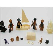 Juguete Miniatura Para Maquina Chiclera, Mini Boys Armable.