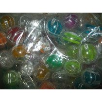 Gcg Lote Esferas Yoyos De 1 Pulgada Para Chicleras 100 Pzas