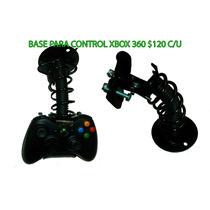 Base Para Control De Xbox 360 Excelente Calidad $120