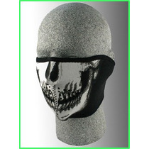 Mascaras De Neopreno Medio Rostro Mmu