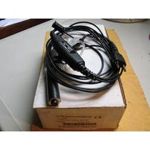 Micrófono Y Audifono Para Seguridad Para Icom