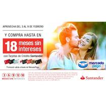 Promocion Hasta 18 Meses Sin Intereses 3 Al 9 Febrero