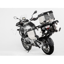 Bmw R1200gs Lc Kit Maletas Laterales Sw Motech Aluminio Moto