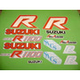 Kit De Sticker Calcomanias Para Moto Suzuki Gsx-r1100 Año 86
