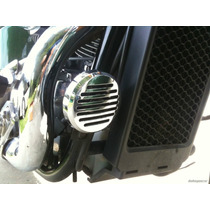 Tapa Claxon Cromada Honda Vlx Vtx Ace Spirit Shadow Sabre