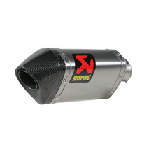 Escape Akrapovic Slip On Honda / Envio Totalmente Gratis