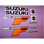 Kit De Calcomanias Para Moto Suzuki Gs500f