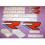 Kit De Stickers Calcomanias Para Moto Suzuki Gsx-r750 Año 88