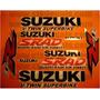 Jgo De Stickers Calcomanias Para Moto Suzuki Tl1000 R