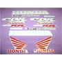 Kit De Calcomanias Para Moto Honda Cbr 1000rr 04-07