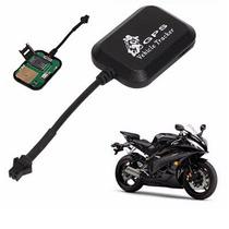 Mini Gps (gsm, Gprs) Para Motocicleta