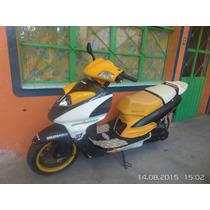 Motoneta Carabela 150 Cc Vc